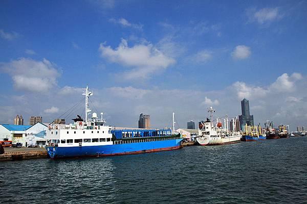 船遊高雄港4