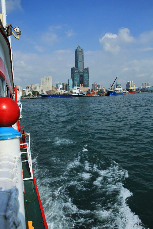船遊高雄港10