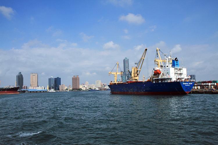 船遊高雄港11