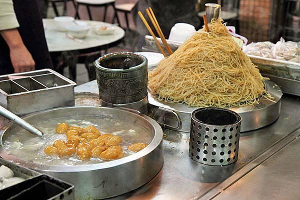 新竹城隍廟美食2