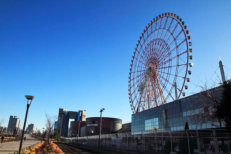 東京自由行366