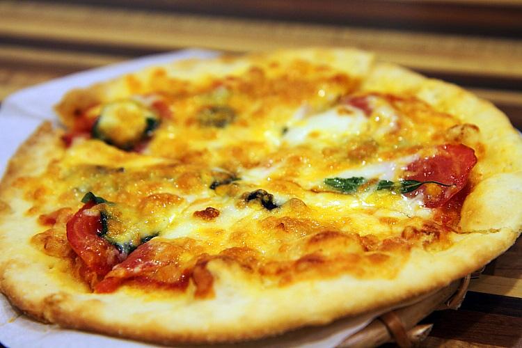 迷你恩創意披薩10