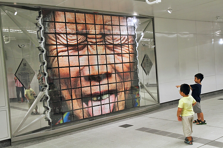 台北101大樓美食街4
