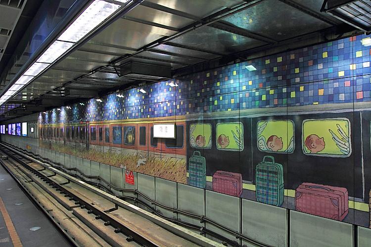 南港車站1