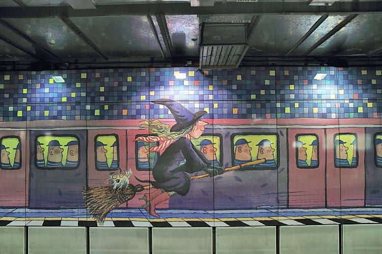 南港車站2