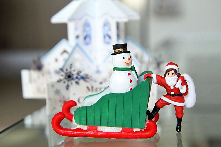 聖誕杯緣子3