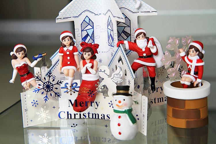 聖誕杯緣子11