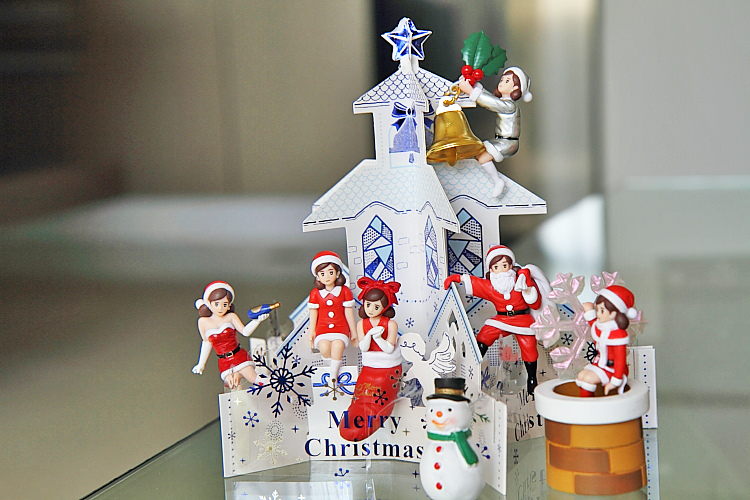 聖誕杯緣子12