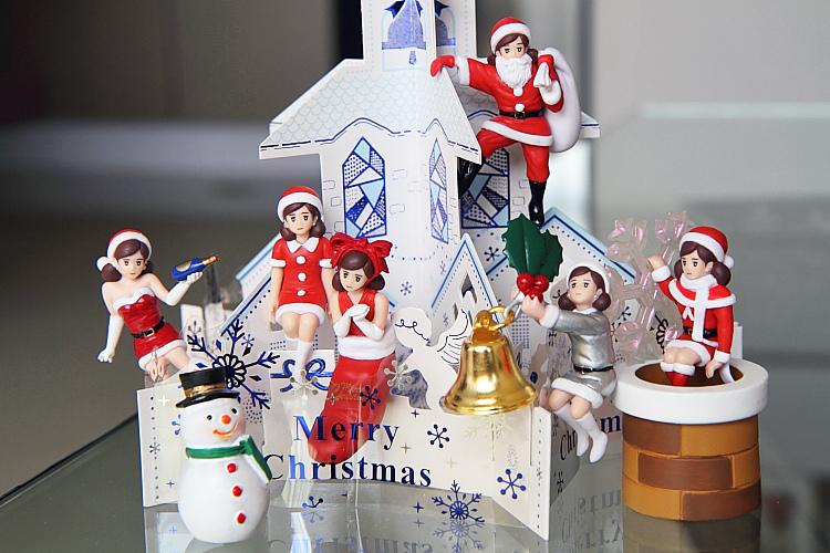 聖誕杯緣子14
