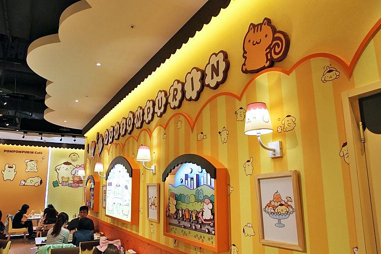 布丁狗餐廳4