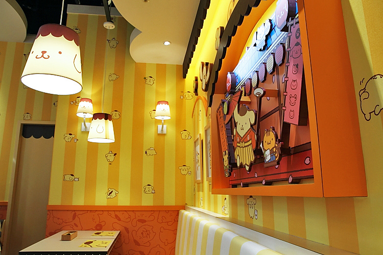 布丁狗餐廳9