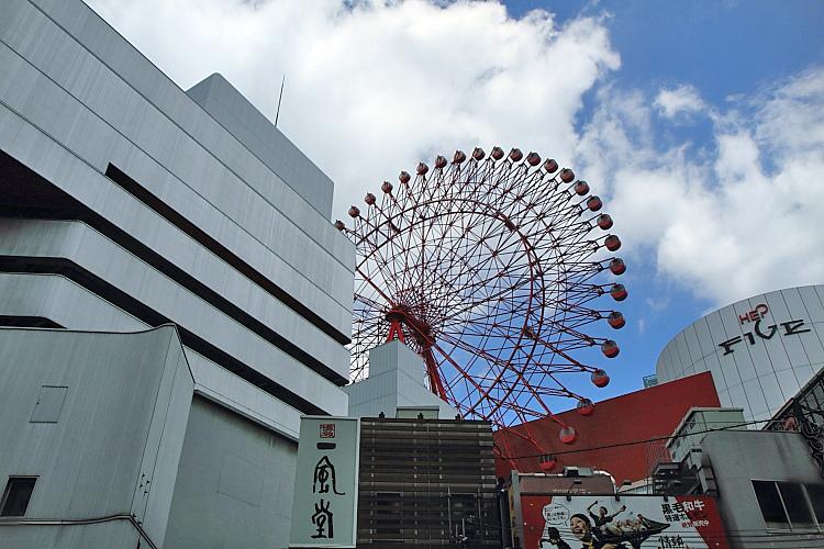 大阪自由行408