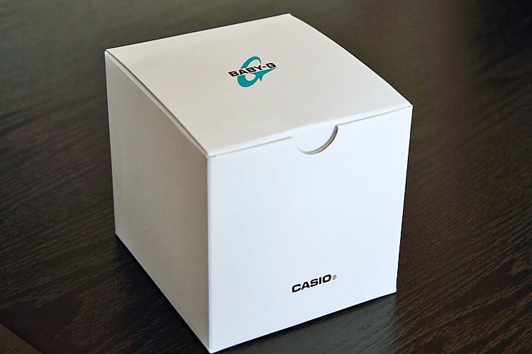 CASIO手錶1