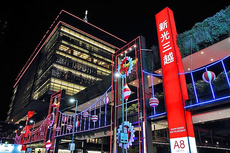 2017台北聖誕夜10