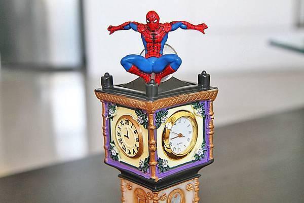 蜘蛛人在鐘樓3