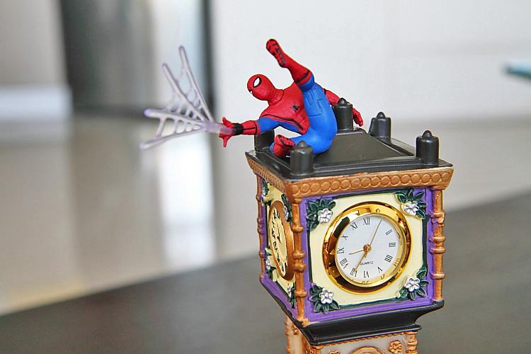 蜘蛛人在鐘樓2