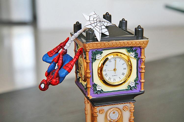 蜘蛛人在鐘樓7