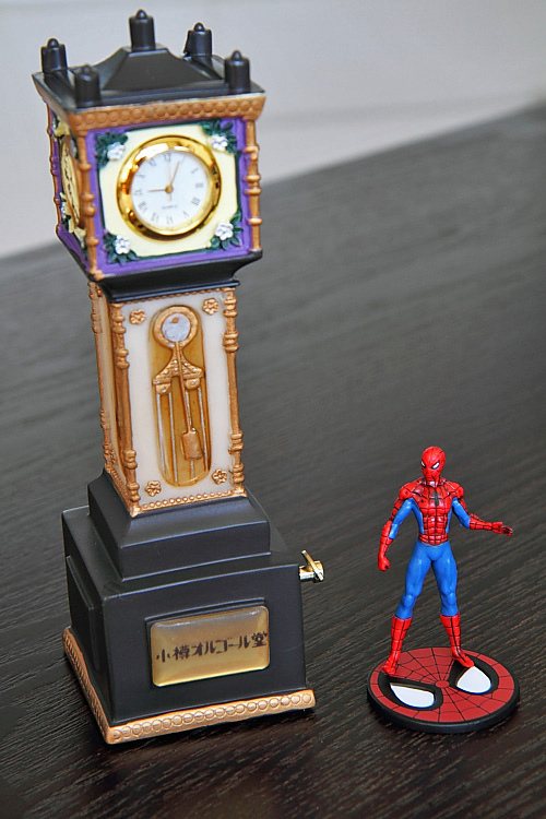 蜘蛛人在鐘樓8