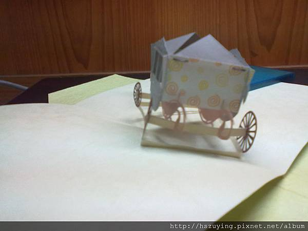 馬車卡片3