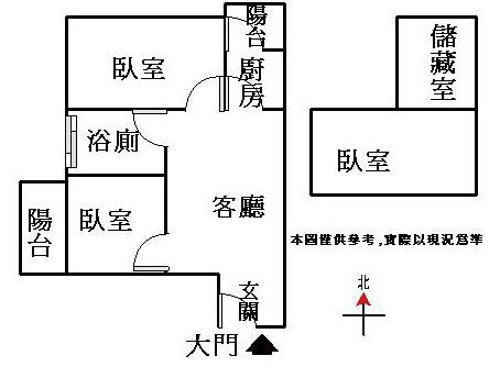 蘇活大街格局圖