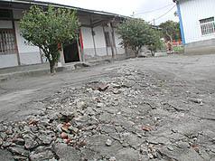 2台東縣池上鄉二、三十戶住家蓋在歐亞板塊和菲律賓板塊接合處