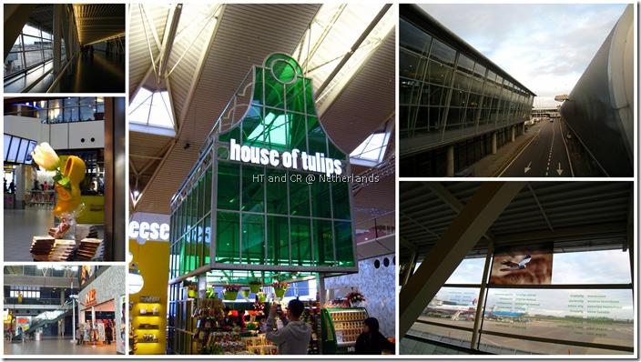 荷蘭機場第一天1