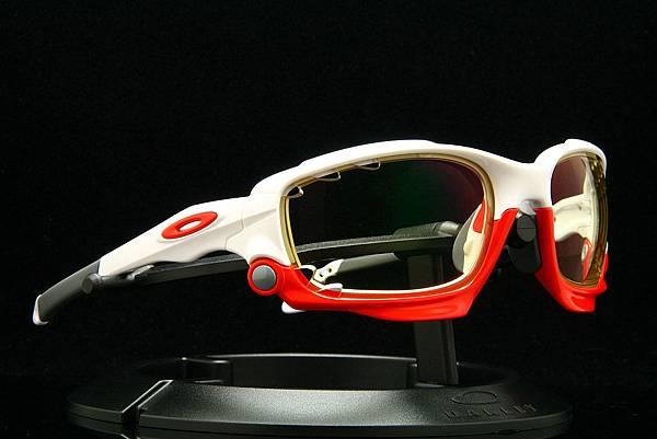OAKLEY Racing Jacket&CRX nxt日夜變色款運動光學系列有度數運動太陽眼鏡