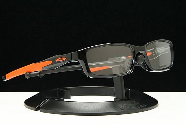 Oakley光學眼鏡 Crosslink OX8029-09 ASIAN FIT(亞洲版)香橙橘