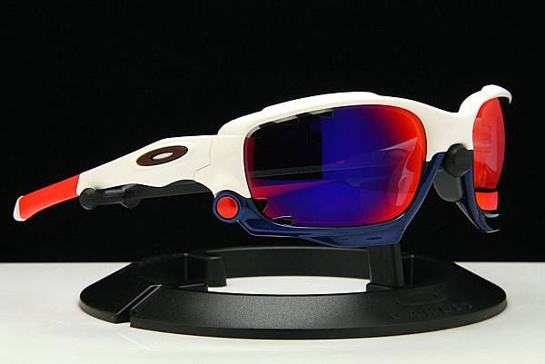 OAKLEY Custom Racing Jacket(原JAWBONE)海軍藍太陽眼鏡