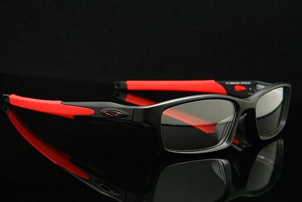 Oakley Crosslink OX8029-08 ASIAN FIT(亞洲版)亮紅色