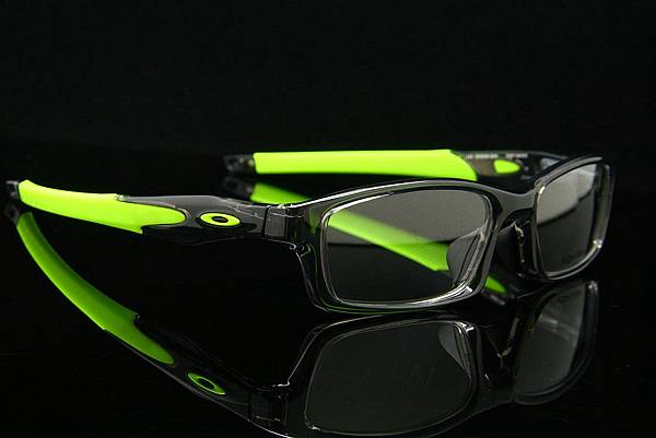 Oakley Crosslink OX8029-02 ASIAN FIT(亞洲版)螢光綠