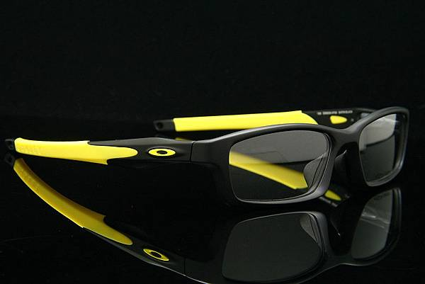 Oakley Crosslink OX8029-07 ASIAN FIT(亞洲版)亮黃色