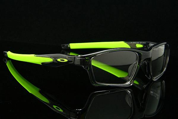 Oakley Crosslink SWEEP OX8031-02 螢光綠