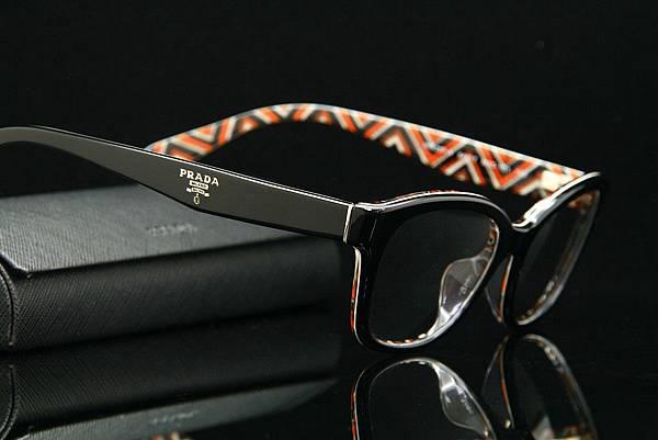 PRADA VPR20P 時尚名媛最愛款精品眼鏡