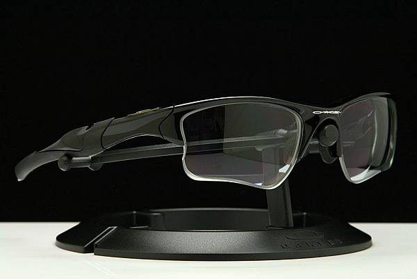 OAKLEY HALF JACKET 2.0 XL OO9154-05 & NXT客製化近視有度數偏光變色鏡片