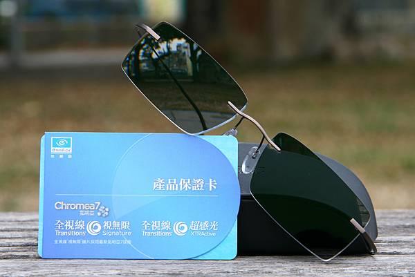 第七代鑽晶全視線視無限鏡片&奧地利Silhouette詩樂眼鏡