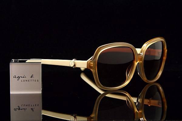 again b. AB-2815 戒子款太陽眼鏡