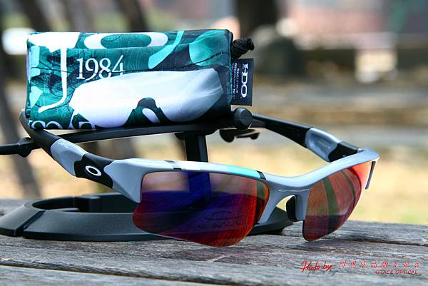OAKLEY FLAK JACKET XL 30 YEARS SPORT SPECIAL EDITION 26-263