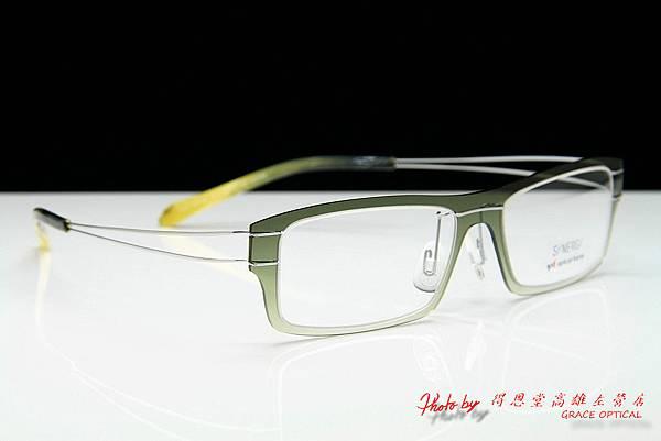 SYNERGY eyewear 3610 122 近視光學眼鏡