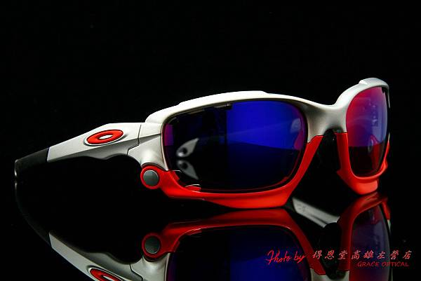 OAKLEY Custom Racing Jacket(原JAWBONE) 運動型太陽眼鏡