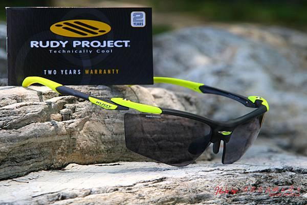 Rudy Project ProFlow 變色款運動型太陽眼鏡