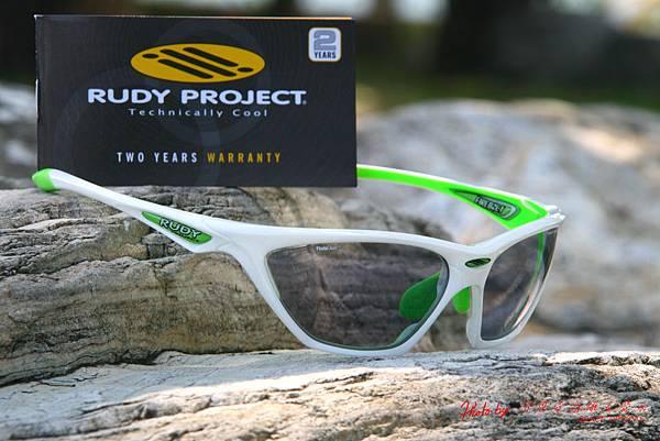 Rudy Project FIREBOLT 變色款 運動型太陽眼鏡