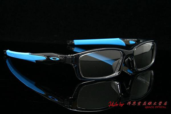 Oakley Crosslink OX8029-10 ASIAN FIT(亞洲版)天空藍