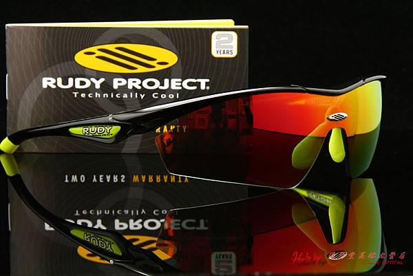 Rudy Project spaceguard 運動型太陽眼鏡