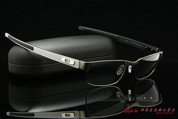 7beaf7e7a78 Oakley Carbon Plate OX5079-02 碳纖維 光學近視眼鏡 高雄得恩堂左營