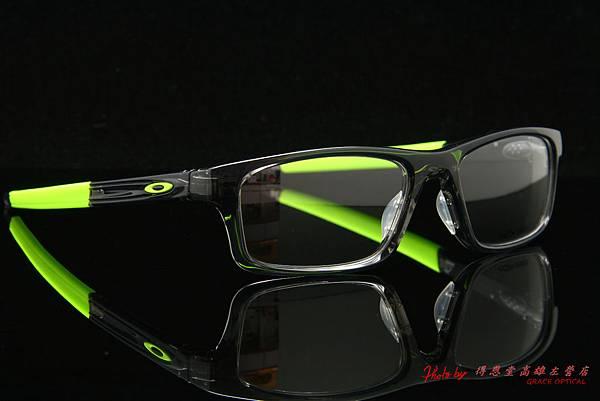 Oakley Crosslink Pitch ox8037-02 螢光綠