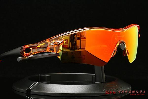 Oakley RADAR PATH 09-756J ASIAN FIT(亞洲版)運動型太陽眼鏡
