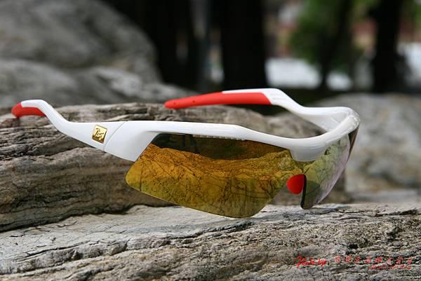 720armour Tack B318-12 金色鍍膜 運動型太陽眼鏡