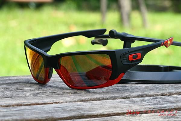 OAKLEY FERRARI STYLE SWITCH OO9194-24 法拉利系列太陽眼鏡