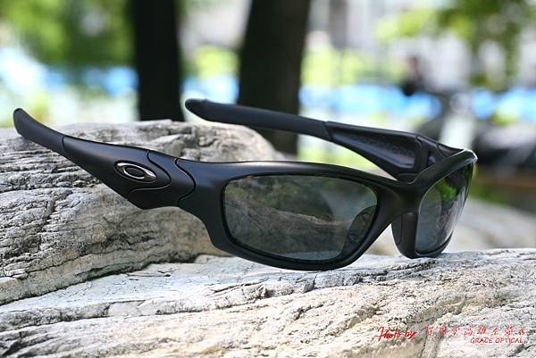 OAKLEY US STANDARD ISSUE POLARIZED STRAIGHT JACKET 11-014 太陽眼鏡